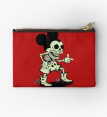 Skull mouse Studio Pouch