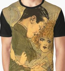 Nell Brinkley's 1920's Vivacious Independent 'Flapper'  Graphic T-Shirt
