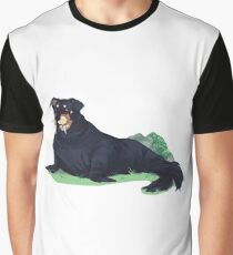 Walrus Dog - Ender Graphic T-Shirt