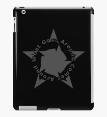 KARMA - YOGA iPad Case/Skin