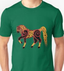 Celtic Horse #8 Unisex T-Shirt