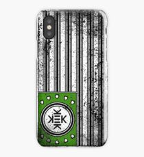 U.S.A Kek Flag -weathered- iPhone Case/Skin