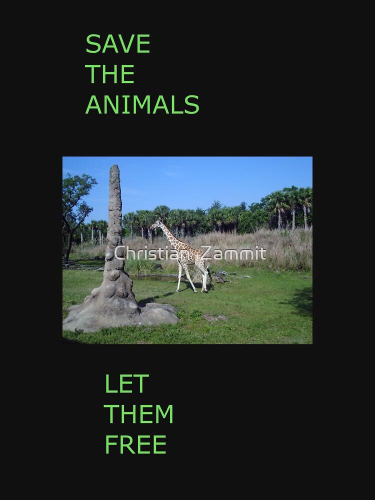 Free animals by sbosic