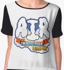 Air: The Invisible Wonder Chiffon Top