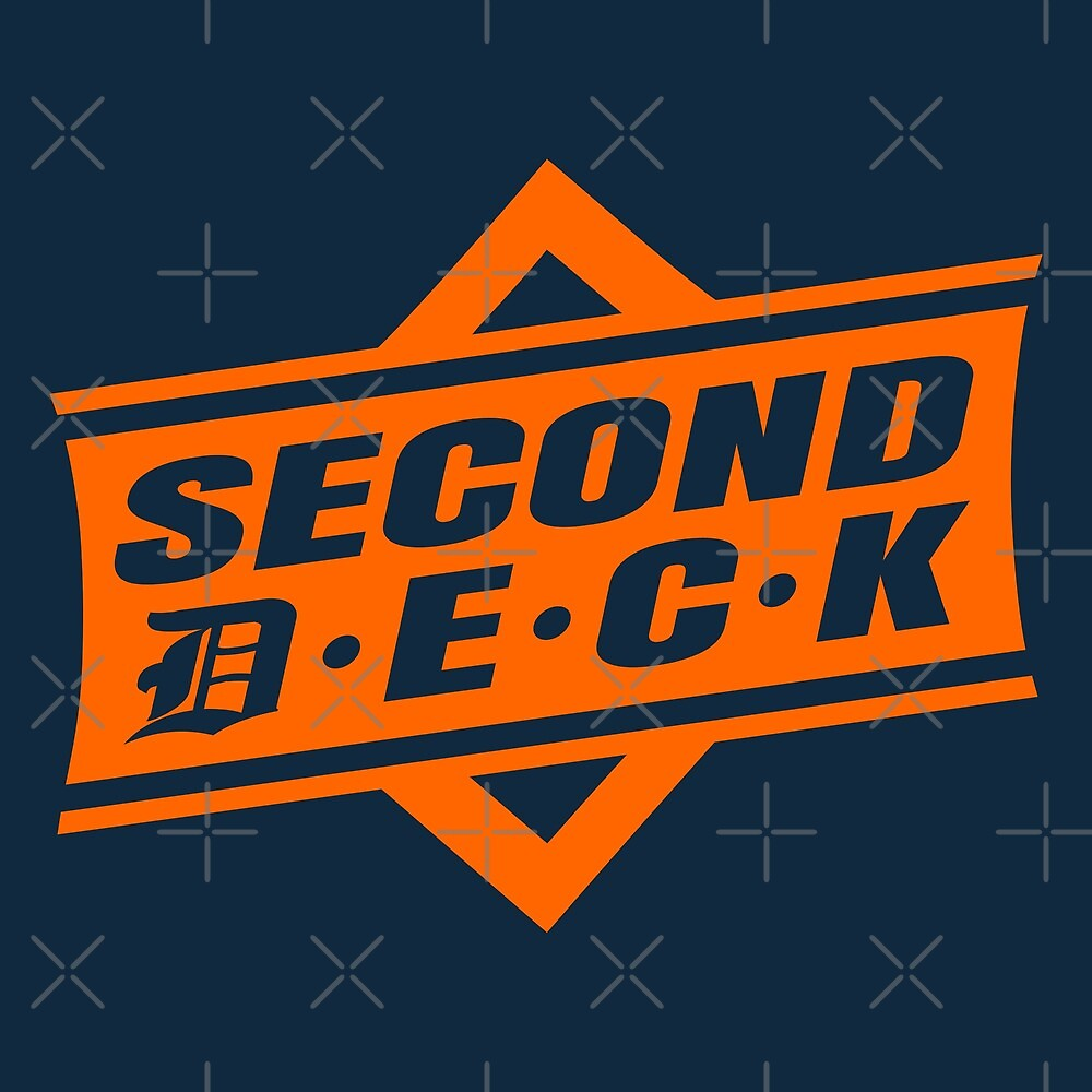 #SecondDeck by thedline