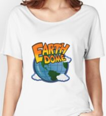 The Earth Dome Women's Relaxed Fit T-Shirt