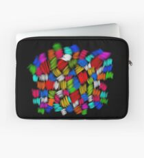 Knitted strokes Laptop Sleeve