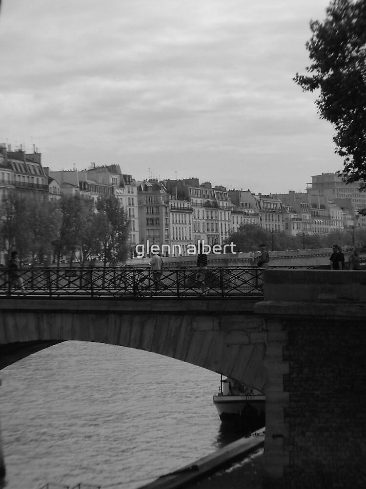 River Seine by glenn albert