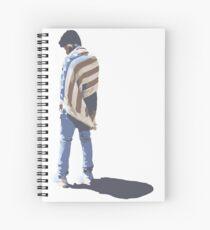 khalid Spiral Notebook