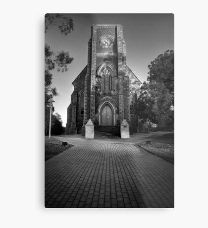 St Aloysius Metal Print
