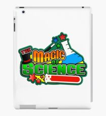The Magic of Science iPad Case/Skin