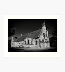 All Saints Church - Bodalla Art Print