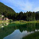 Lake Alleghe by annalisa bianchetti