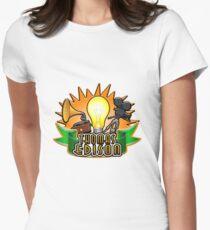 Thomas Edison Women's Fitted T-Shirt