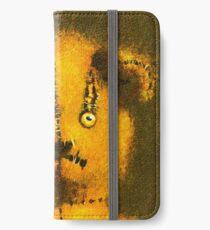 Zombie Teddy Head iPhone Wallet/Case/Skin