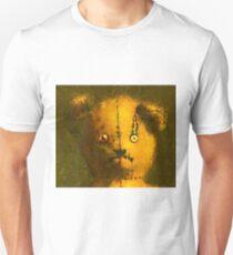 Zombie Teddy Head Unisex T-Shirt