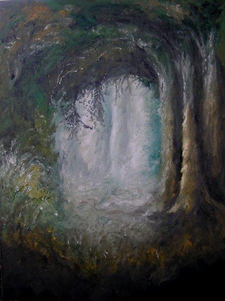 Forest Light by Brian John Murphy