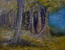 Yellow Forest by Brian John Murphy