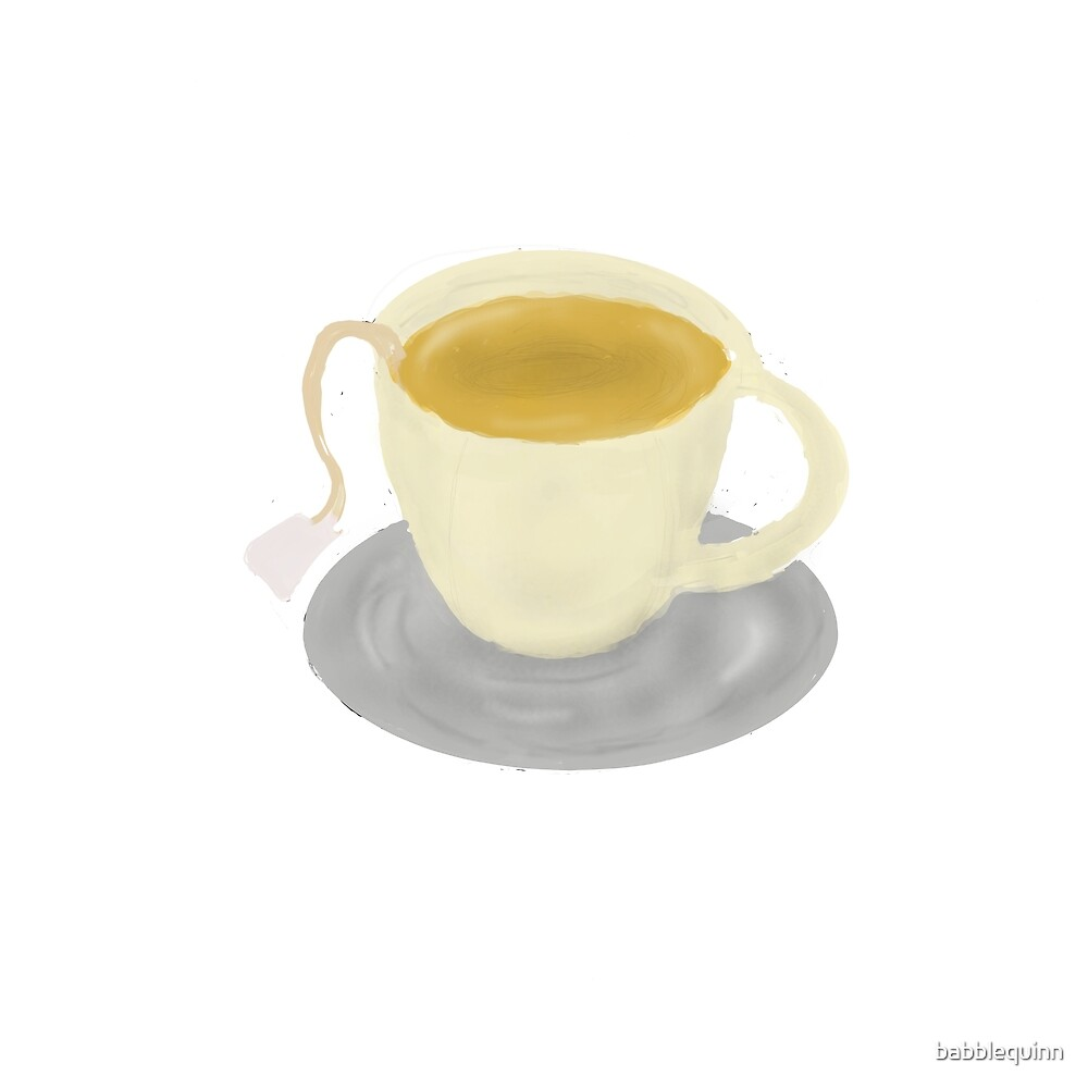 The Perfect Cup of Tea by babblequinn