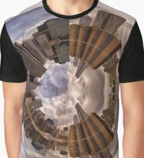 NYC: the eye in the sky Graphic T-Shirt