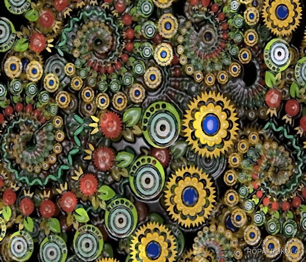 Espirales coloridas by ROPATROKOLA
