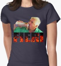Guy Fieri Womens Fitted T-Shirt