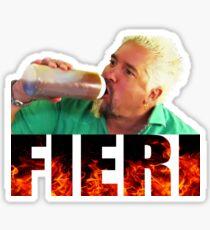 Guy Fieri Sticker