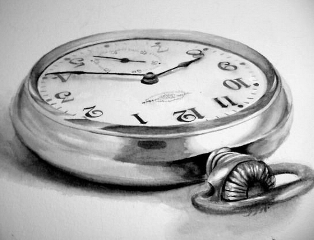 Time by lupen52