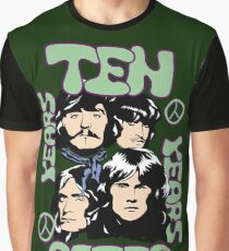 Ten Years After Graphic T-Shirt