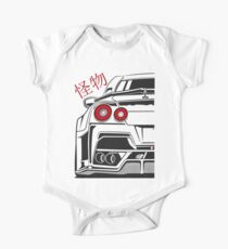 GTR Fragment One Piece - Short Sleeve