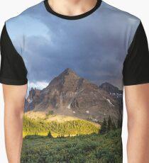 Naisset Point, Assiniboine Provincial Park Graphic T-Shirt
