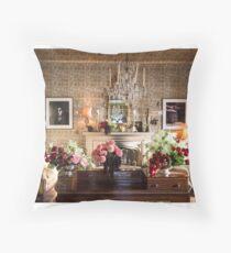 Grand Livingroom Throw Pillow