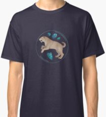 Smilodon fatalis with chrysocolla Classic T-Shirt
