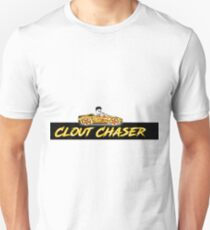 Power/Clout Chaser Unisex T-Shirt