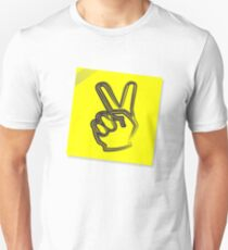 Post-it peace  T-Shirt