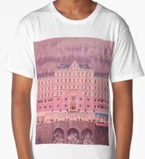Grand Budapest Hotel  Long T-Shirt