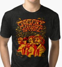 Creedence Clearwater Revival, CCR Tri-blend T-Shirt
