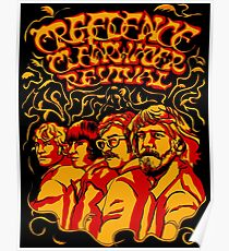 Póster Creedence Clearwater Revival, CCR