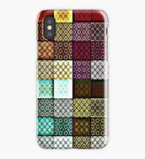 The Weave, Patchwork Quilt iPhone Case/Skin