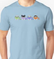 Reading is a Family Affair: The Yo O'BABYBOT Toy Robots 1.0 Slim Fit T-Shirt
