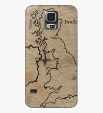 Insulae Britannicae Case/Skin for Samsung Galaxy