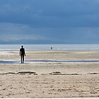Another Place - Crosby Beach, UK by Chris Monks