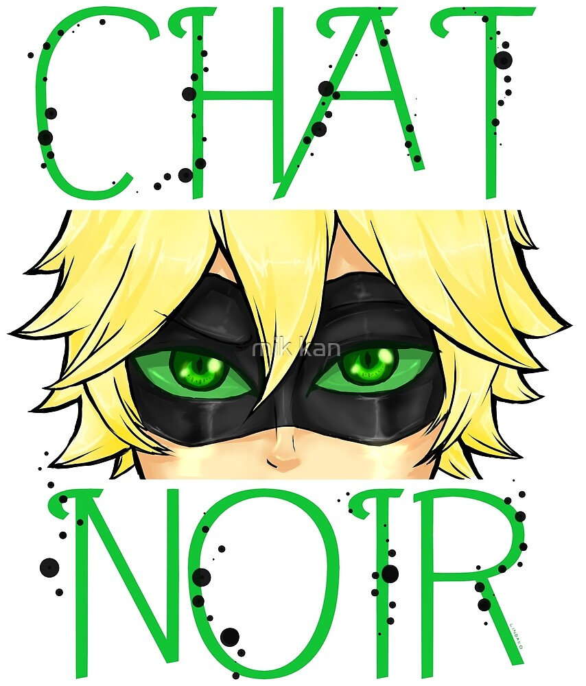 Miraculous Ladybug - Chat Noir Adrien  by sassylin