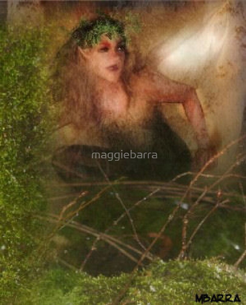 Mabyn of Ivy Wood by maggiebarra