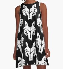 The Wolf Pack A-Line Dress