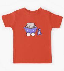 Popo Yo & Rawr Love to Read: O'BABYBOT Toy Robot 1.0 Kids Tee