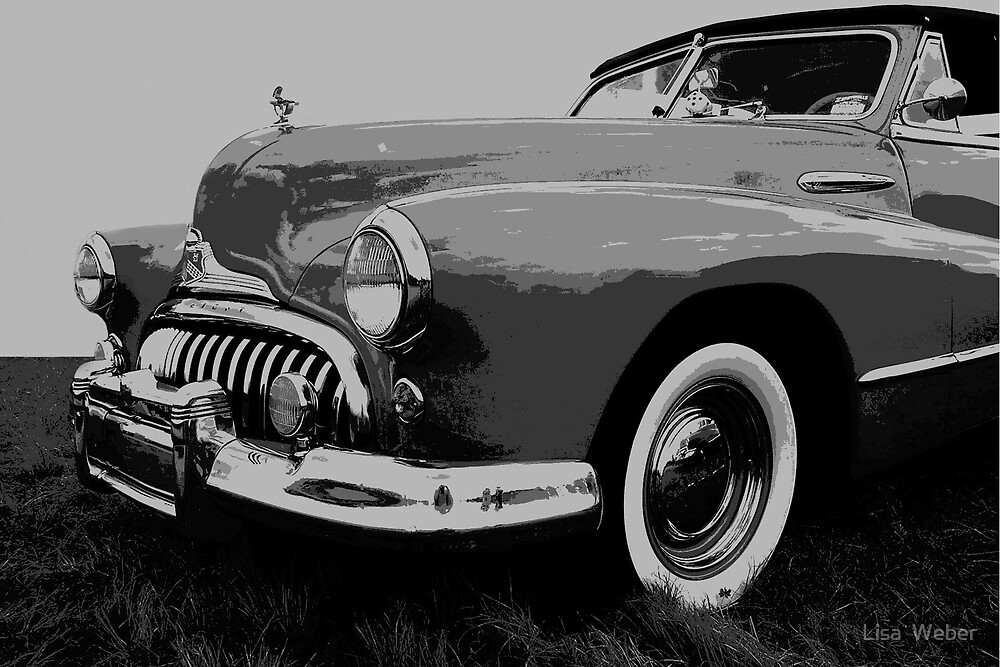 Buick Eight Special by Lisa  Weber