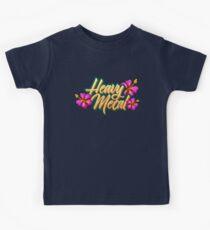 Heavy Metal Hawaii Kids Clothes