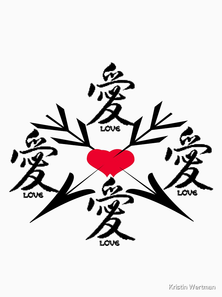 Love Tee by mystical