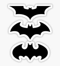 Bat Bat Bat Sticker